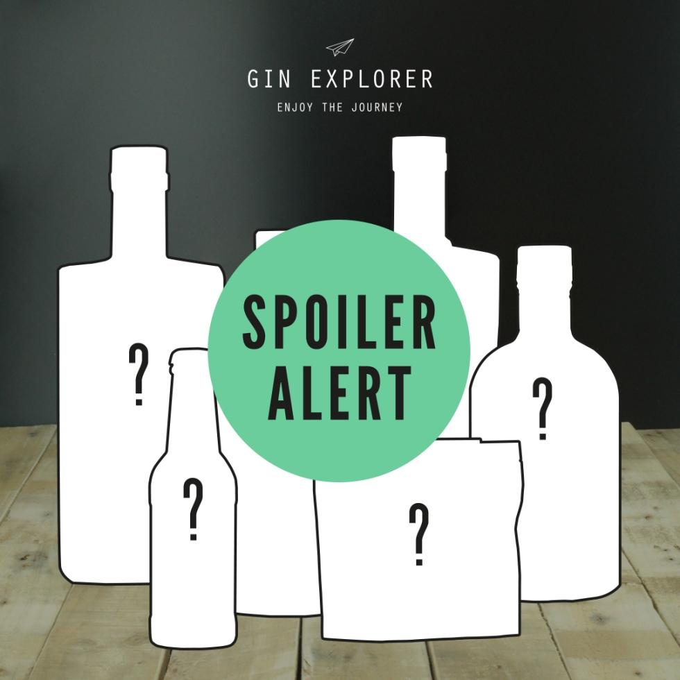 Gin Explorer Spoiler Alert