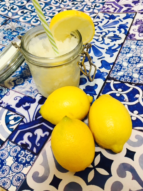 Gin & Lemonade Slushie