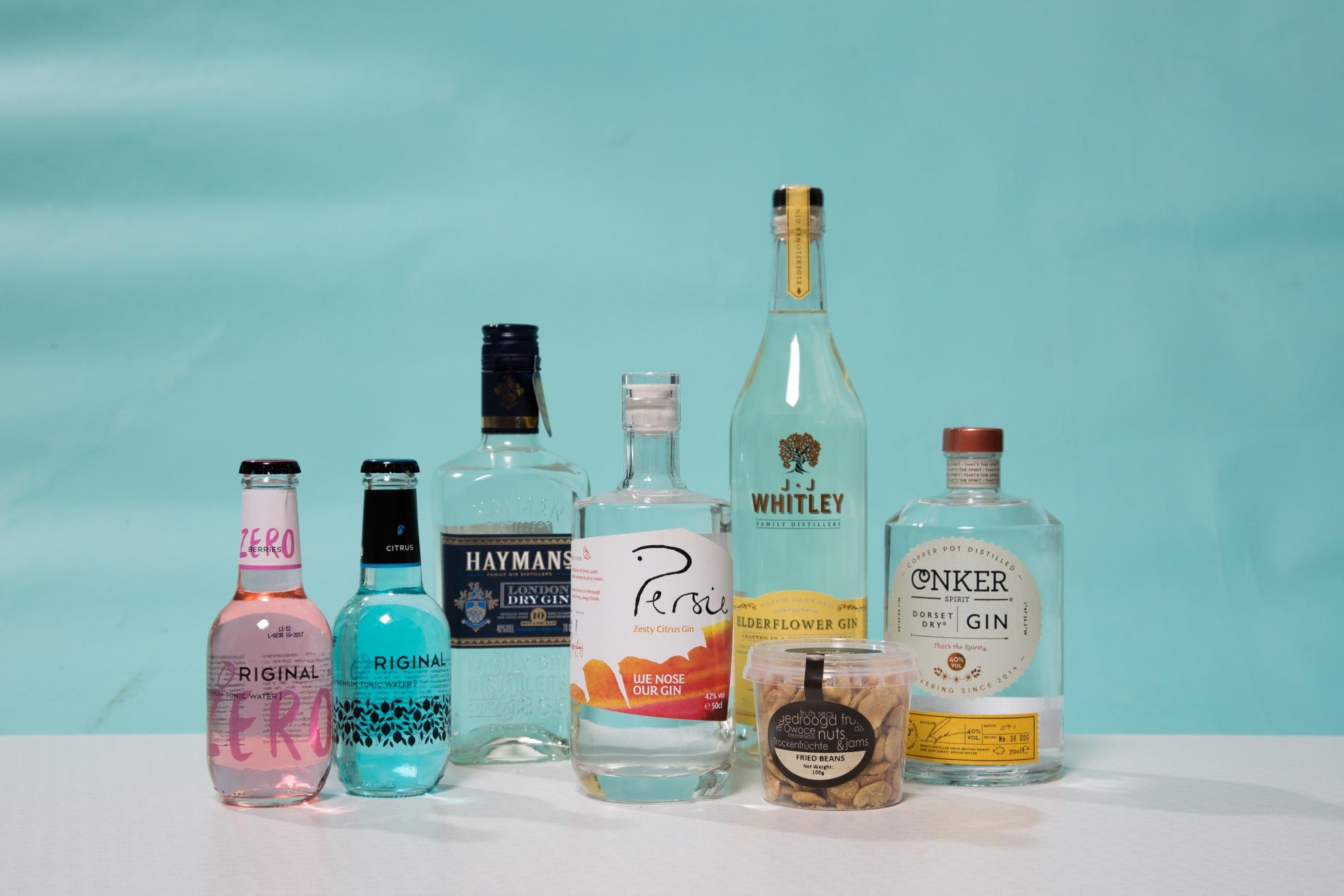 Gin Explorer Box July