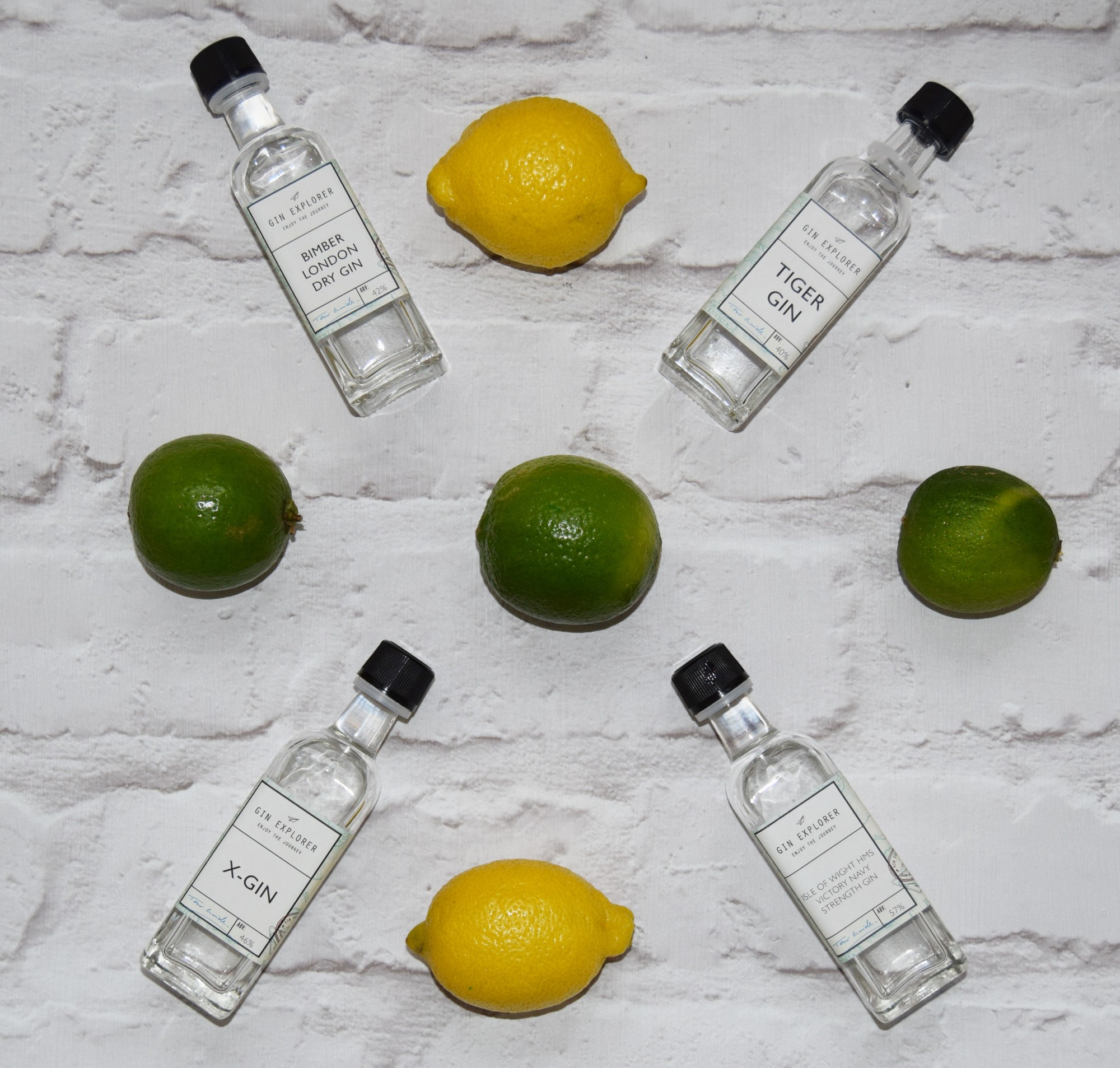 Gin Explorer Gimlet Gin Cocktail