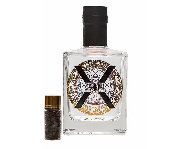 X Gin Aphrodisiac