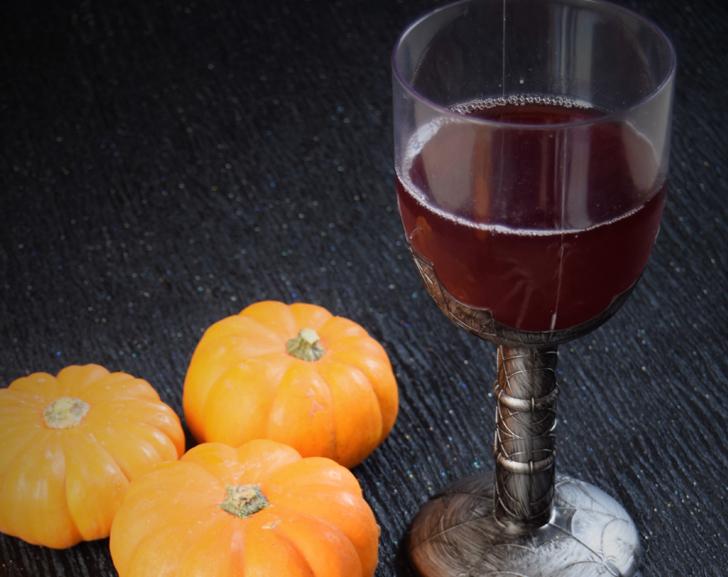 Vampire's Revenge Gin Cocktail